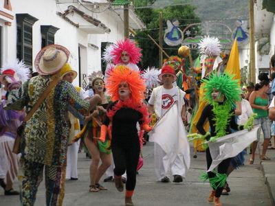 Los invitados a celebrar nuestras fiestas comunales