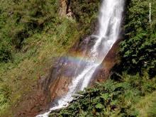 Cascada de las Lajas