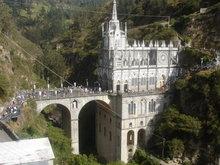 Iglesia La Virgen de las Lajas